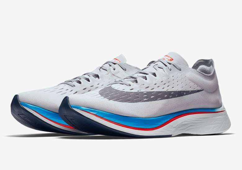 Nike Zoom Vaporfly 4% Carbon Grey