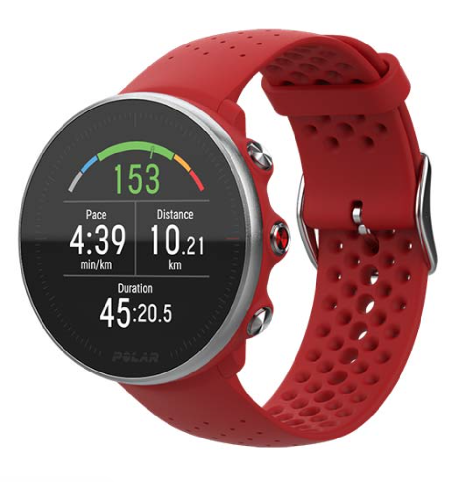 Polar Vantage M watch for runners