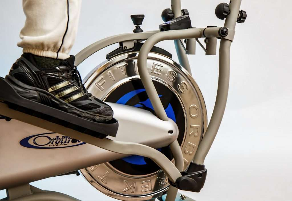 Elliptical cross-training is a great option maintain and supplement running fitness.