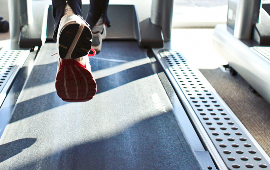 When returning from a marathon training injury, a treadmill can be a gentler option to running outside.