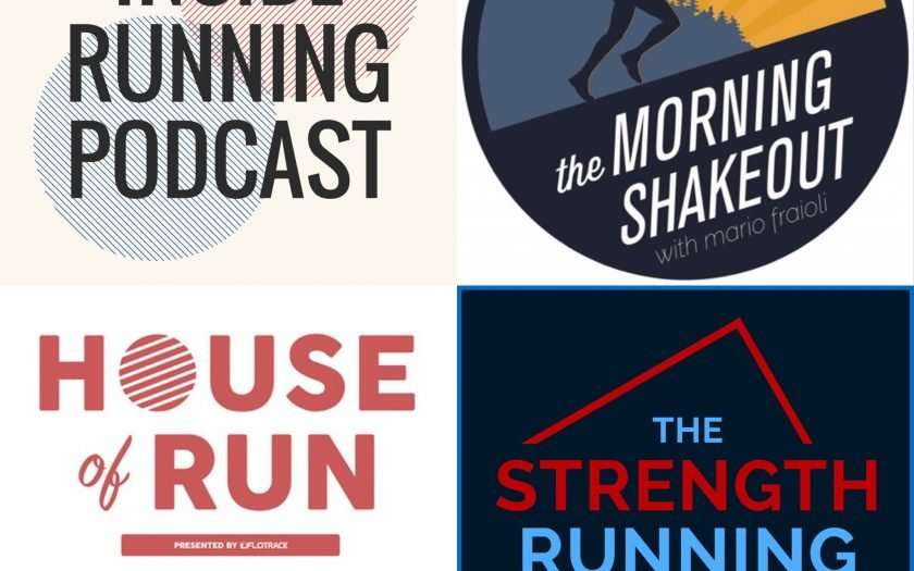 Best running podcasts of 2019