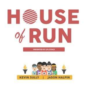 House of Run by Flotrack logo