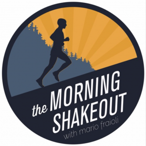 The Morning Shakeout Podcast is one of the best running podcasts of 2019