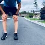 Recovering runner