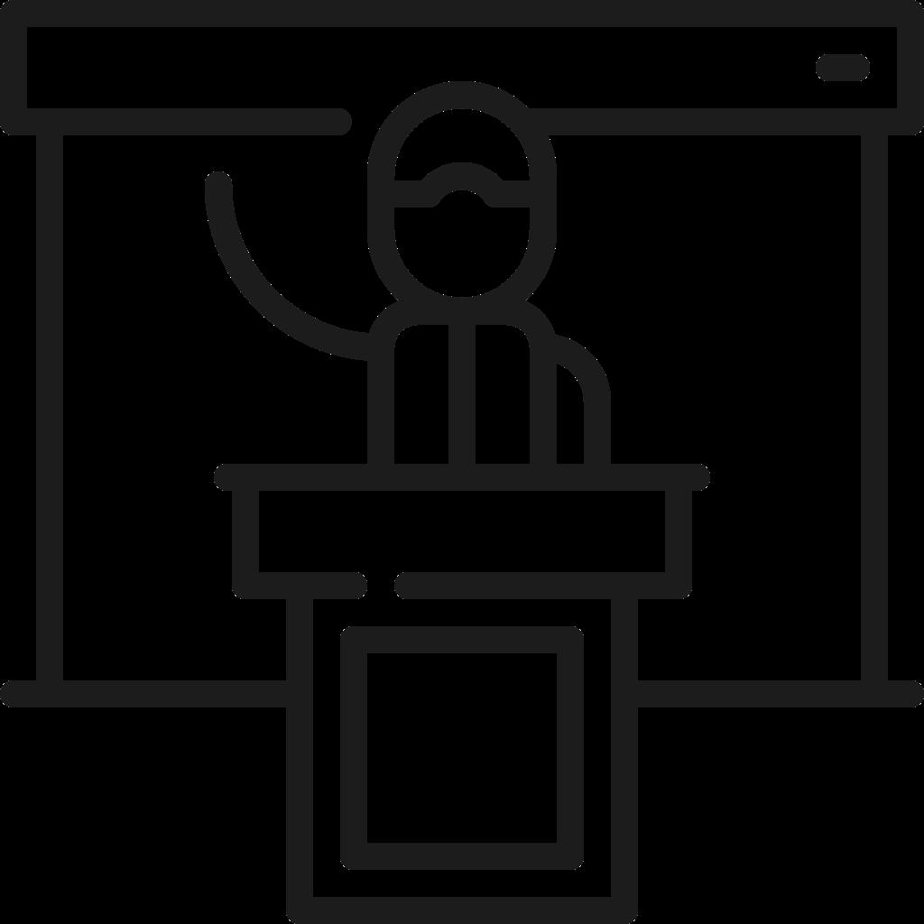Icon presentation