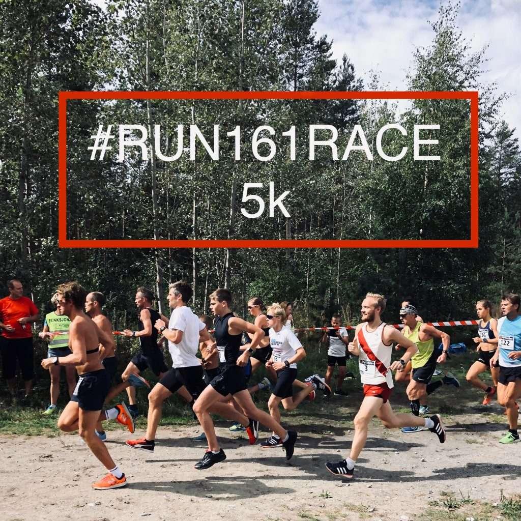 #Run161Race 5k illustration photo