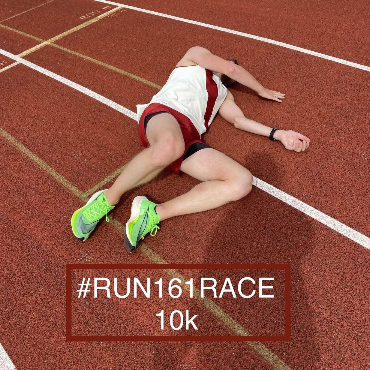 #Run161Race 10k results