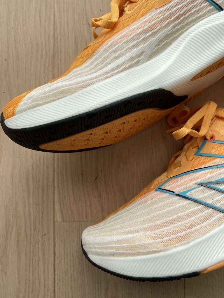 FuelCell midsole