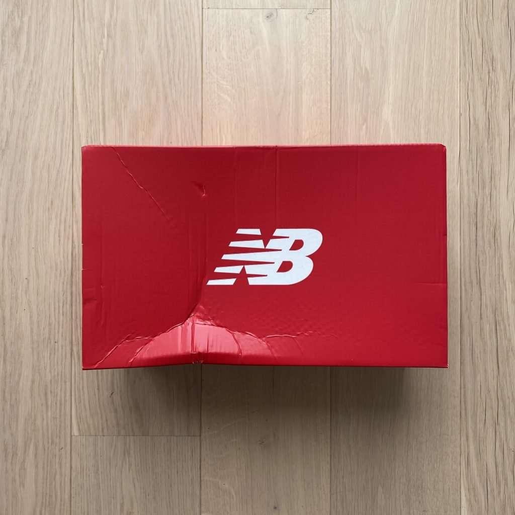 Rebel v2 shoe box
